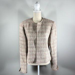Jones New York Tweed Jacket Size 16